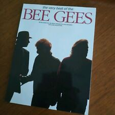 Bee Gees - Very Best Of - Vocal Piano Guitar songbook