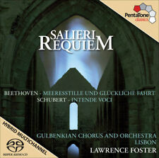 Lawrence Foster - Requiem [New SACD]