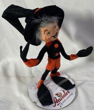 "RARE Annalee Halloween Doll ~ HALLOWEEN ELF ~ 9"" Tall"