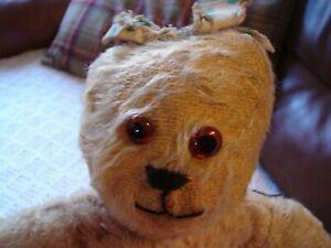 Little Old Mohair Bear