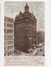 Columbus Memorial Building Chicago USA 1907 Postcard 935a