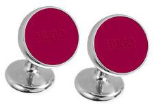 Hugo 50323059 e-couleur manchette-boutons Rouge