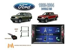 1999-2002 EXPEDITION 1999-2004 FORD F-150 STEREO KIT TOUCHSCREEN DVD BLUETOOTH