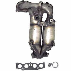For Toyota RAV4 01-03 Exhaust Manifold w/ Catalytic Converter Dorman 674-593
