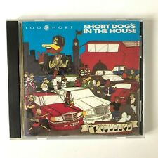 Short Dog's in the House [Clean] [Edited] by Too $hort CD (1990 Jive)