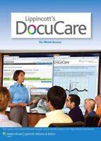 Lippincott's DocuCare Access Code, Hardcover by Lippincott Williams & Wilkins...