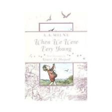 When We Were Very Young Deluxe Edition by A. A. Milne (author)