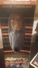2001 Justin Timberlake N Sync Best Buy Bobble Head