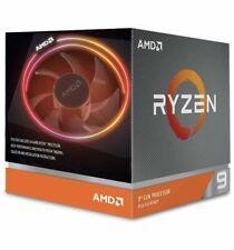 AMD Ryzen 100-100000023BOX 3.8Ghz 12 Core AM4 Processor with Wraith Prism Cooler