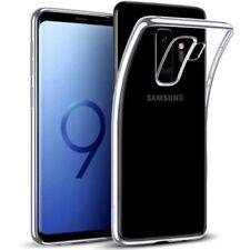 Samsung Galaxy S9 Plus Silikon Handy hülle Case Schale Tasche Schutz Bumper Tpu