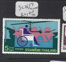 Thailand (P0912B) Wheel Chair Sc 817 Mnh
