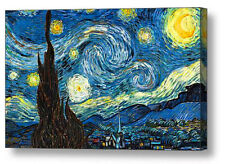 Canvas Vincent van Gogh Art Prints