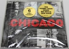[NEW CD] CHICAGO The BEST Musical, 1998 GRAMMY AWARD, Broadway Recording, SEALED