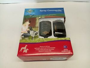 Spray Commander Training for Dogs, Citronella By Petsafe New Sealed