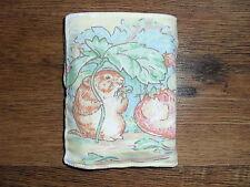Handmade crayon & notepad set with 6 crayons - Beatrix Potter (4)