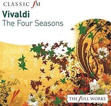 Vivaldi: The Four Seasons - Antonio Vivaldi (Album) [CD]