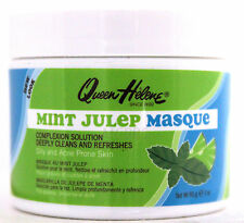 QUEEN HELENE MINT JULEP FACE MASQUE JAR 3 OZ.