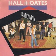 DISCO 45 Giri  Daryl Hall & John Oates - Family Man / Open All Night