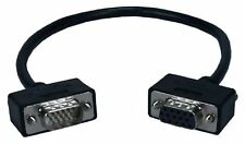 QVS CC320M1-1.5 Video Cable VGA/QXGA Male to Female HD15 Straight Through