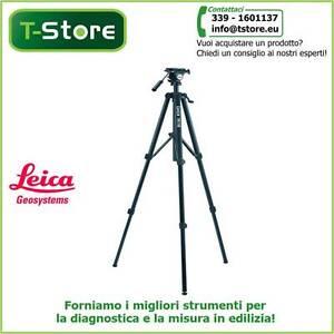 Treppiede Leica TRI 100 per Leica Disto / Leica Lino - FATTURABILE