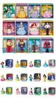 DISNEY PRINCESS GEM COLLECTION SERIES 1 ROYAL STORIES SERIES 2 SURPRISE DOLL