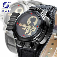 Detective Conan watch cartoon animation LED touch screen Waterproof Watches