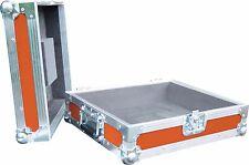 Technics SL1210 Giradiscos Cisne de cubierta de Dj Estuche Vuelo (Naranja)