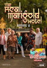 The Real Marigold Hotel: Series 2 DVD (2017) Lionel Blair cert E 2 discs