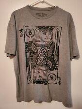 Eighty Eight King Of Clubs Men's T Shirt XL