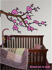 NEW Cherry Blossom Tree Branch Vinyl Wall Art Mural LG