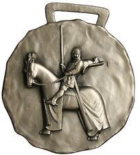 Medaglia Medal EA Fiere di Verona Cavaliere a Cavallo #KG252