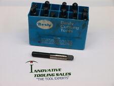3/8-24 0 FL B12 Thread Former Black Oxide HSS Bottom Tap  Besly Brand 1pc