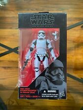 Star Wars Black Series First Order Stormtrooper #04 Force Awakens