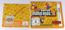 "Nintendo 3ds jeu ""New super Mario Bros. 2"" Deutsche version commerciale complètement"