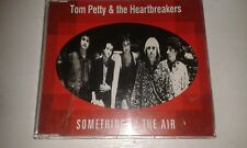 TOM PETTY AND THE HEARTBREAKERS SOMETHING IN THE AIR CD SINGLE 3 TRACKS