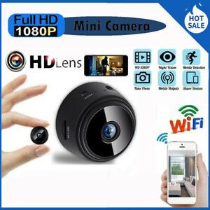 1080P Cámara Mini IP Wifi Hd De Vigilancia Espía Seguridad Nocturna Inalámbric