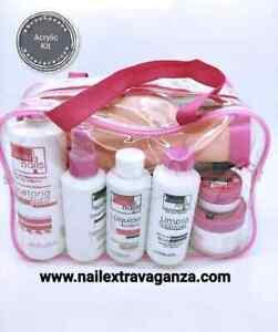 Fantasy Nails de Sinaloa Professional Acrylic Nail Kit