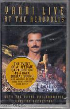 YANNI - Life At The Acropolis > MC Musikkassette , NEU-new OVP
