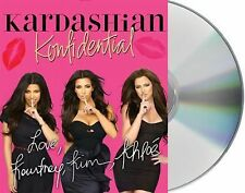 Kardashian Konfidential Kourtney, Kim and Khloe (Audiobook, 2010, 3 discs)