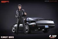 1:18 Knight Rider (Michael Knight)  VERY RARE!!! figurine , NO CARS !! for KITT