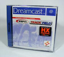 ESPN International Track and Field pour Dreamcast NEUF & COMPLET SEGA DC jeu