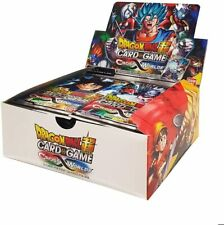 Dragon Ball Super Crossed Worlds Booster Box Factory Sealed DBS TCG English B03