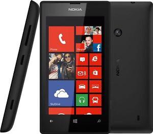 Nokia Lumia 520 - 8GB - Black (Vodafone) Smartphone