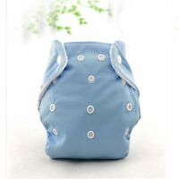 Waterproof Soft Diaper Covers Summer Version Diapers Bags Reusable Adjustable