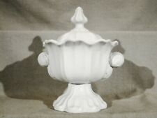 "Antique T & R Boote Early White Ironstone Sydenham Shape Sauce Tureen 8"" c 1853"