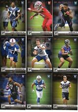 2018 Panini Bronze Knight Canvas Rookie #376 Connor Williams Cowboys