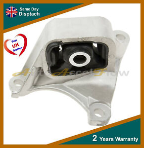 FOR HONDA CRV FRV STREAM ELEMENT K20A D17A2 FRONT MIDDLE GEARBOX ENGINE MOUNT