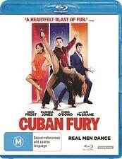 Cuban Fury (Blu-ray, 2014)  VGC Pre-owned (D85)