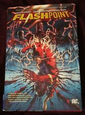 Flashpoint (contains complete #1-5) by Johns Kubert Hardcover DJ TPB Flash DC HB
