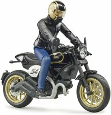 BRUDER 63050 Scrambler Ducati Cafe Racer M. F.  4